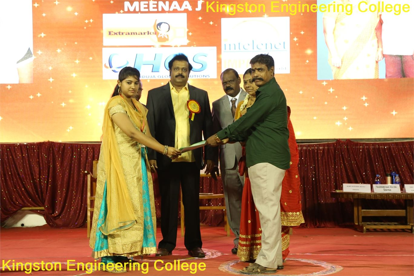 Kingston engineering college, Placement day 2018